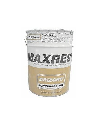 Maxrest structural repair mortar